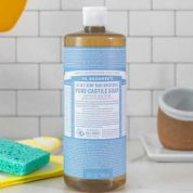 How to make face wash with castile soap?